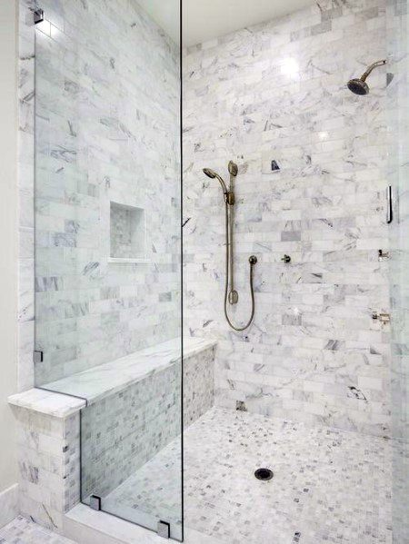 Bathroom Shower Bench Ideas