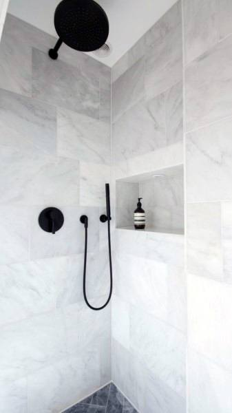 Bathroom Shower Tile Design Inspiration