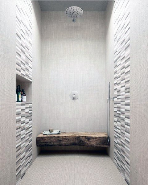 Bathroom Showers Tile