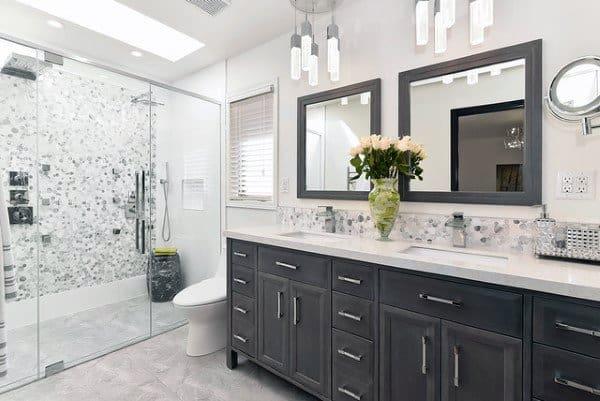 Bathroom Vanity And Mirror Ideas
