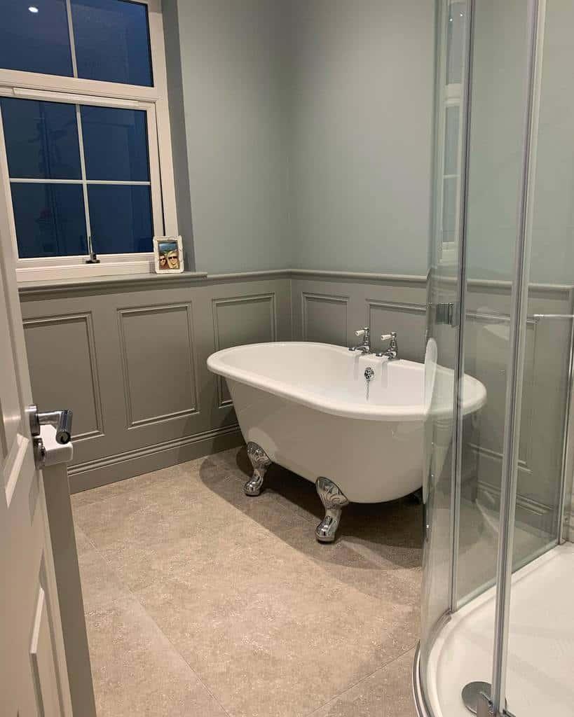 bathroom wall paneling ideas inside_saddlers