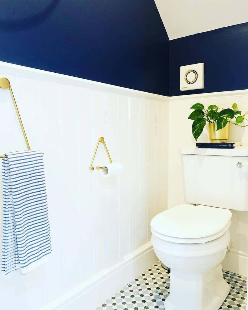 bathroom wall paneling ideas larabelleathome