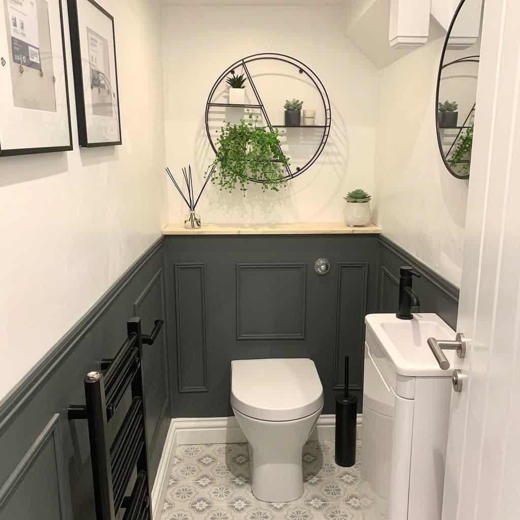 bathroom wall paneling ideas redpines_renovation