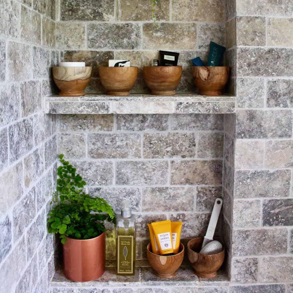 bathroom wall shelf ideas loveteak