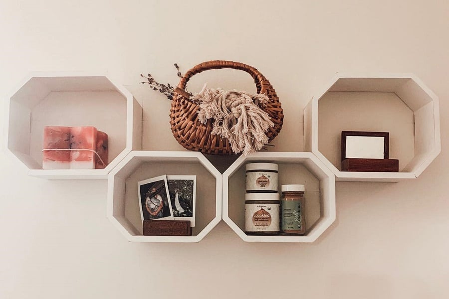 Bathroon Shelf Ideas