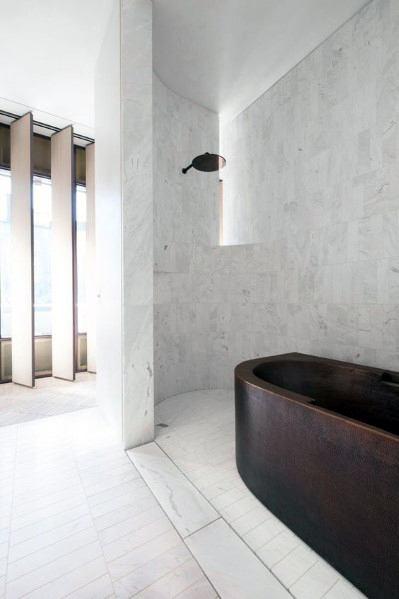 Bathtub Tiles Interior Ideas