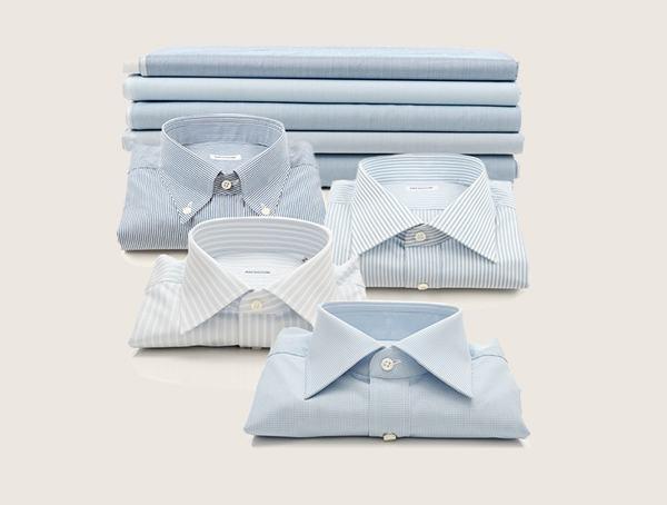 Battistoni Best Mens Dress Shirt Brands