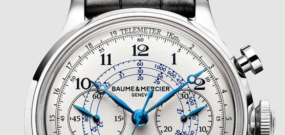 Baume And Mercier Capeland Luxury Watch