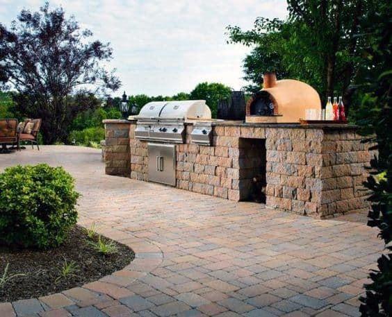 Bbq Outdoor Kitchen Ideas
