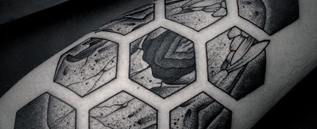 50 Bear Skull Tattoo Designs For Men – Ursidae Ink Ideas