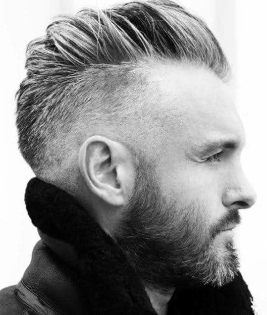 Fantastic 50 Hairstyles For Men With Beards Masculine Haircut Ideas Natural Hairstyles Runnerswayorg