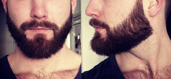 Beard and Mustache Growing Rate