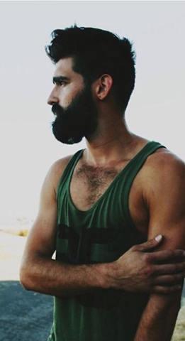 Beard In The Summertime