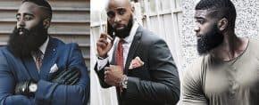 60 Beard Styles For Black Men – Masculine Facial Hair Ideas