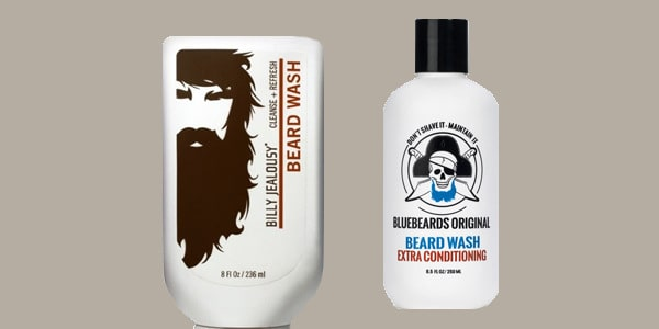 Beard Wash For Men With Flaky Dandruff