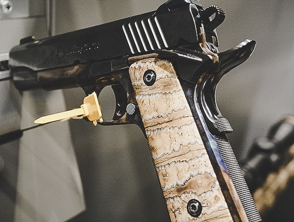 Beautiful Case Hardended 1911