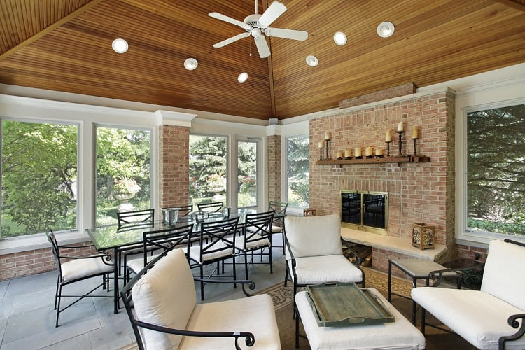 Beautiful Home Arizona Room Screened In Porch