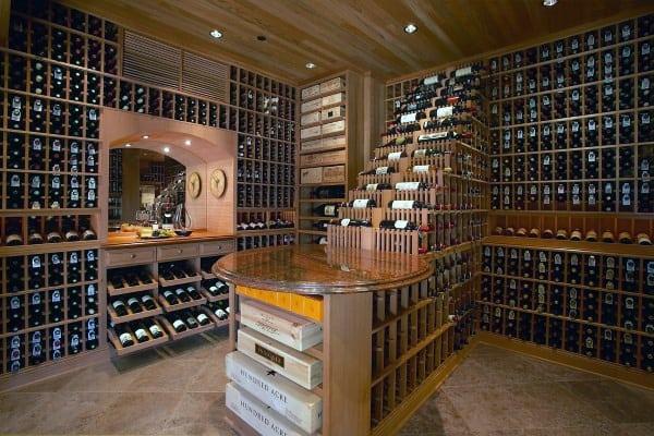 Beautiful Wine Room Ideas