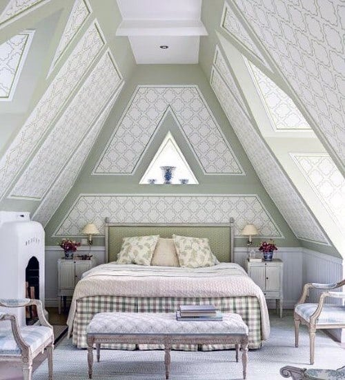Bedroom Attic