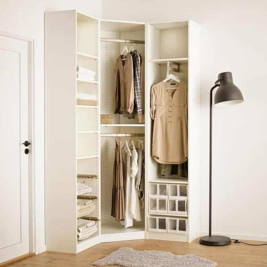 bedroom closet organization ideas fabinterioindia