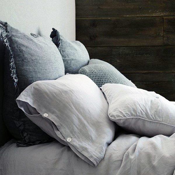 Top 60 Best Grey Bedroom Ideas