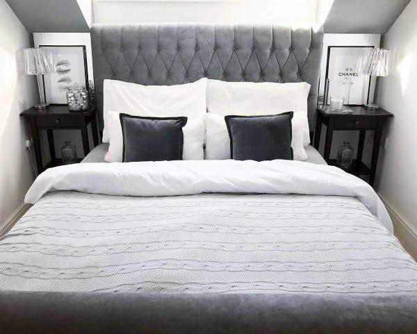 Bedroom Ideas Grey Walls - Next Luxury