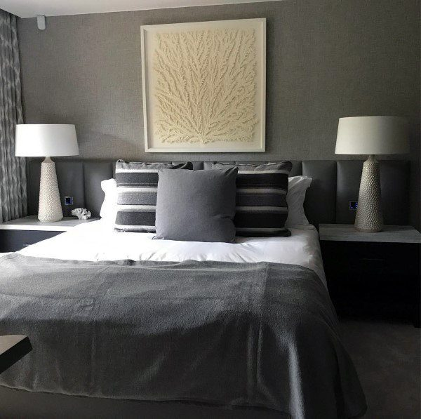 Bedroom Ideas In Grey