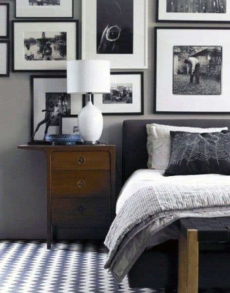 Bedroom Ideas With Grey Walls