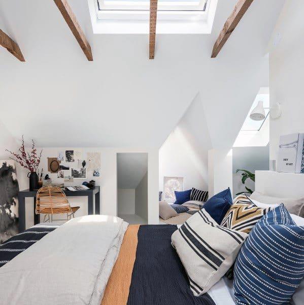 Bedroom In Attic Ideas