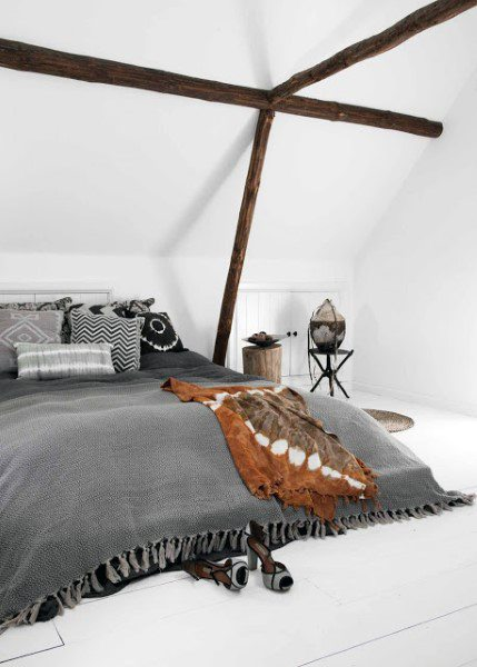 Bedroom In Attic