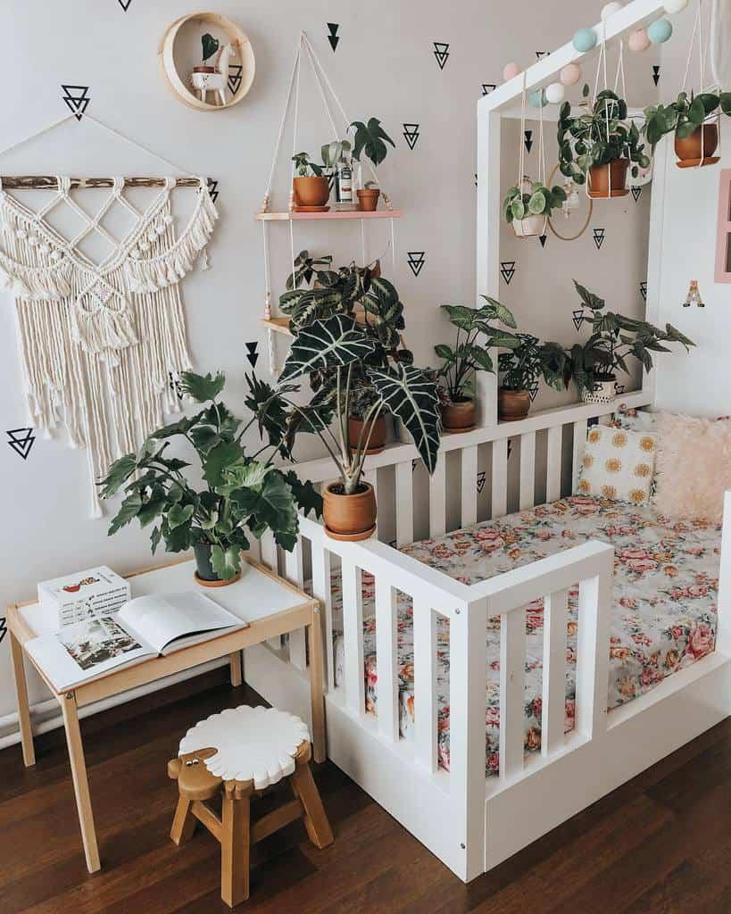 bedroom indoor garden ideas lepetitjungle