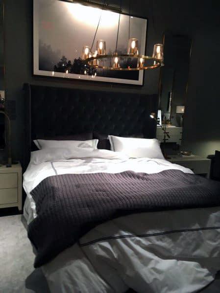 Bedroom Lighting Cool Interior Ideas Gold Chandelier