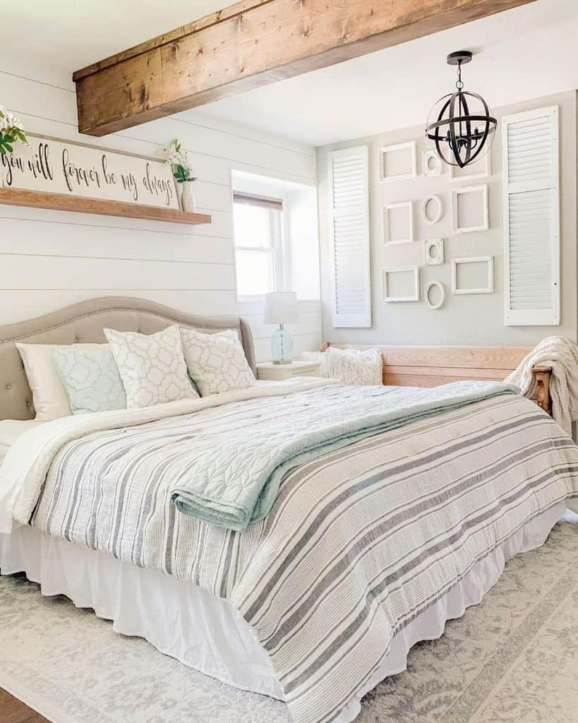Bedroom Modern Farmhouse Decor Miriamemiliedesign