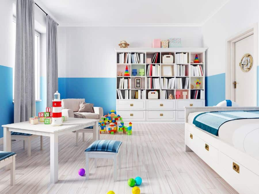Bedroom Playroom Ideas 1