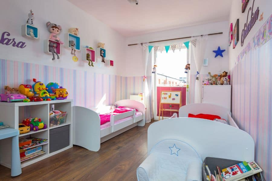 Bedroom Playroom Ideas 2