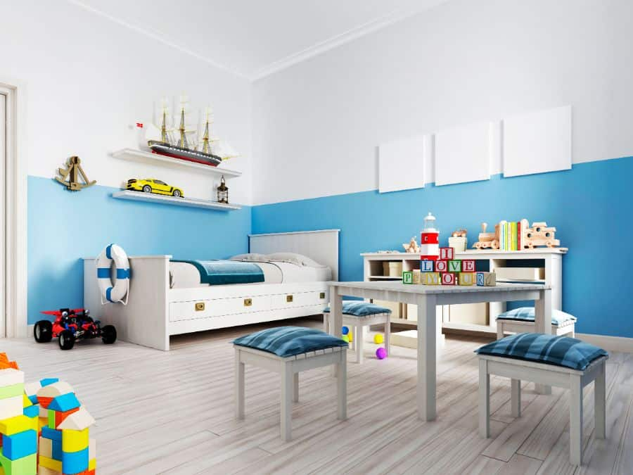 Bedroom Playroom Ideas 3