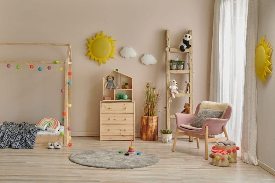 Bedroom Playroom Ideas 4
