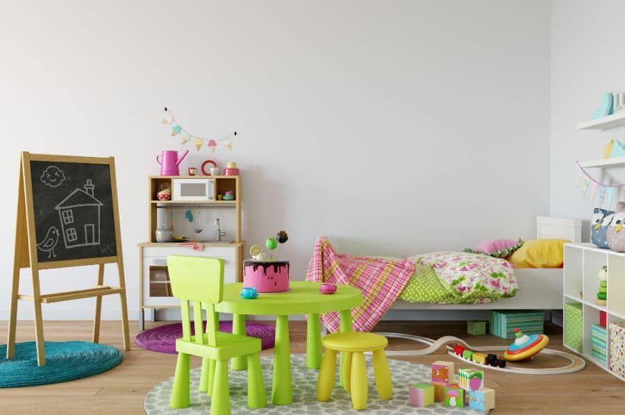Bedroom Playroom Ideas 5