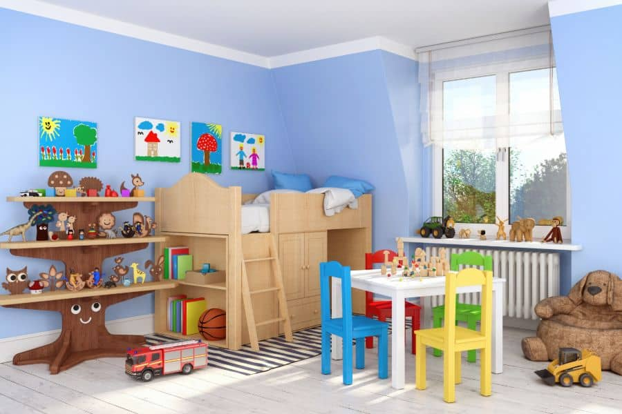 Bedroom Playroom Ideas 8