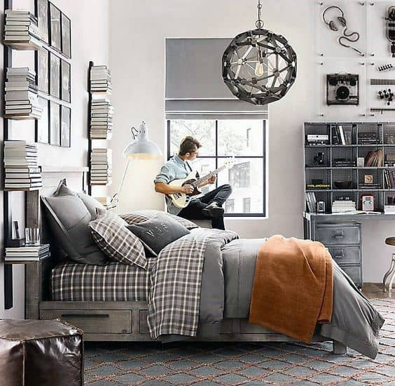 Top 70 Best Teen Boy Bedroom Ideas
