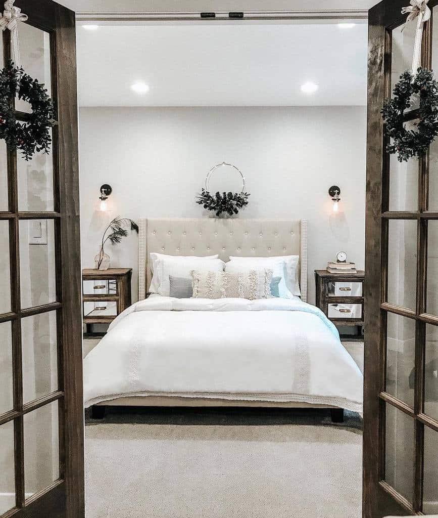 bedroom small basement ideas behinddoorsdecor