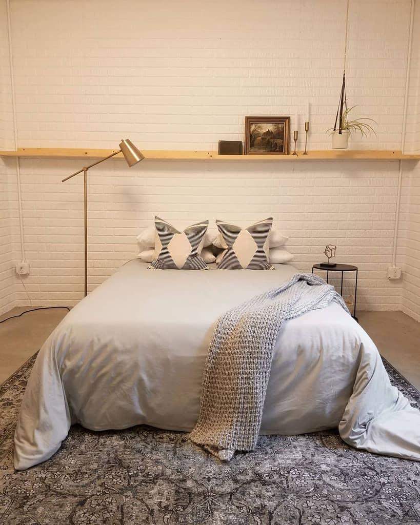bedroom small basement ideas mbdesignconcepts