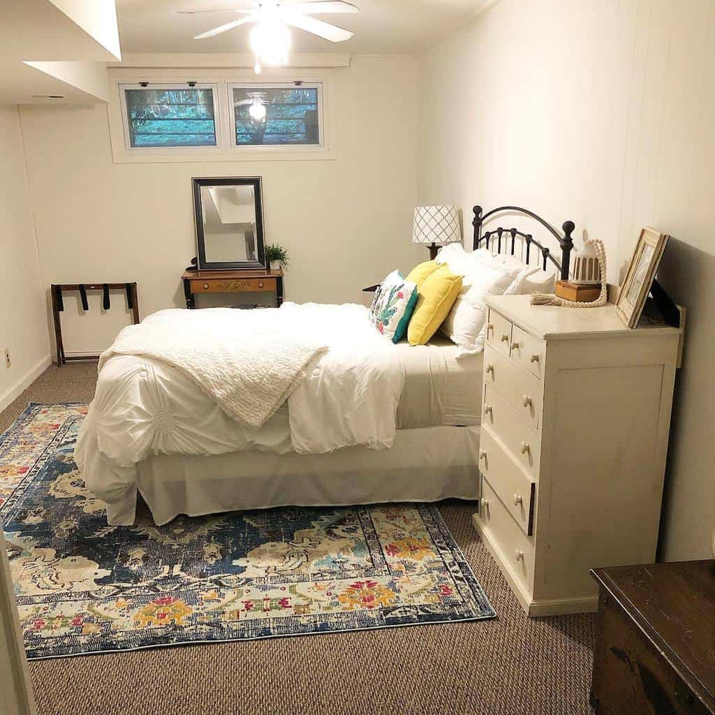 bedroom small basement ideas my_chevychase__home