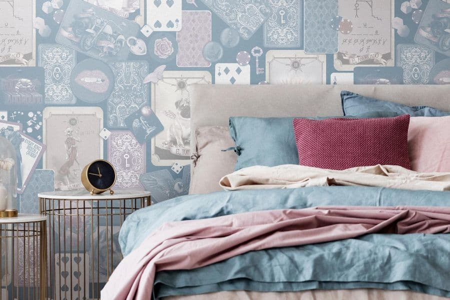 The Top 76 Bedroom Wallpaper Ideas