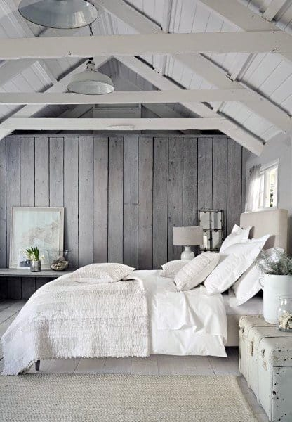Bedrooms In The Attic