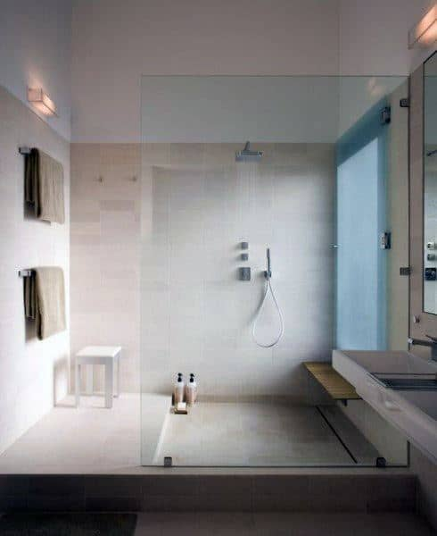 Beige Cool Showers Ideas