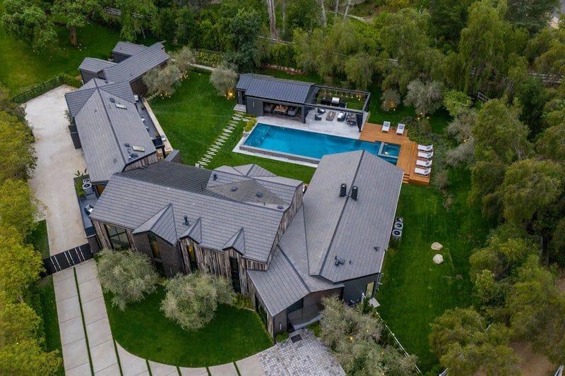Ben Simmons Drops $17.5 Million on Hidden Hills Bachelor Pad