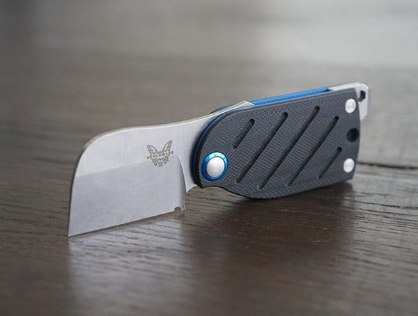 Benchmade 380 Aller Folding Knife With Wharncliffe Blade
