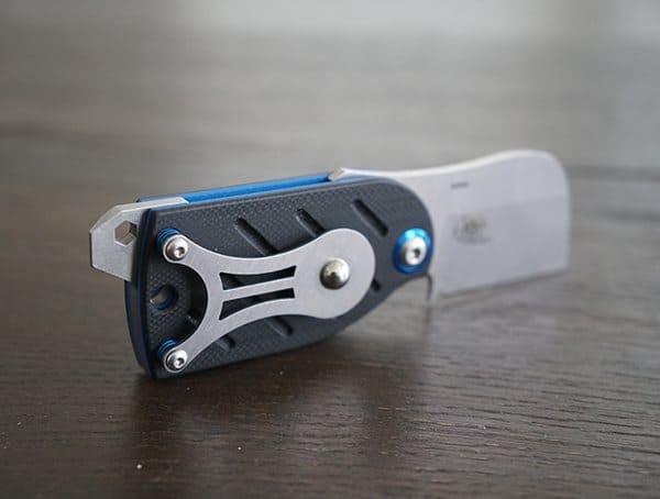 Benchmade 380 Aller Pocket Clip Reversible