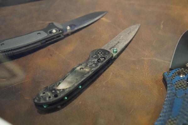 Benchmade Knives Shot Show 2018